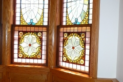 Coat Room Windows