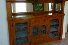 Prep Room - Cabinet