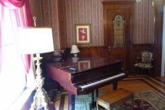 Trostel mansion library